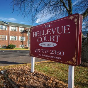 Bellevue Court Welcome